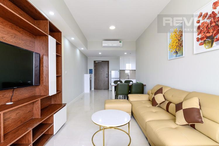 Căn hộ Masteri An Phú tầng 15 đầy đủ nội thất, view thoáng mát.