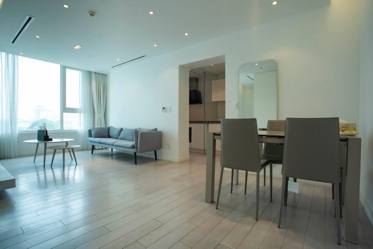 Căn hộ Léman Luxury Apartments view thành phố cực đẹp, tầng trung.
