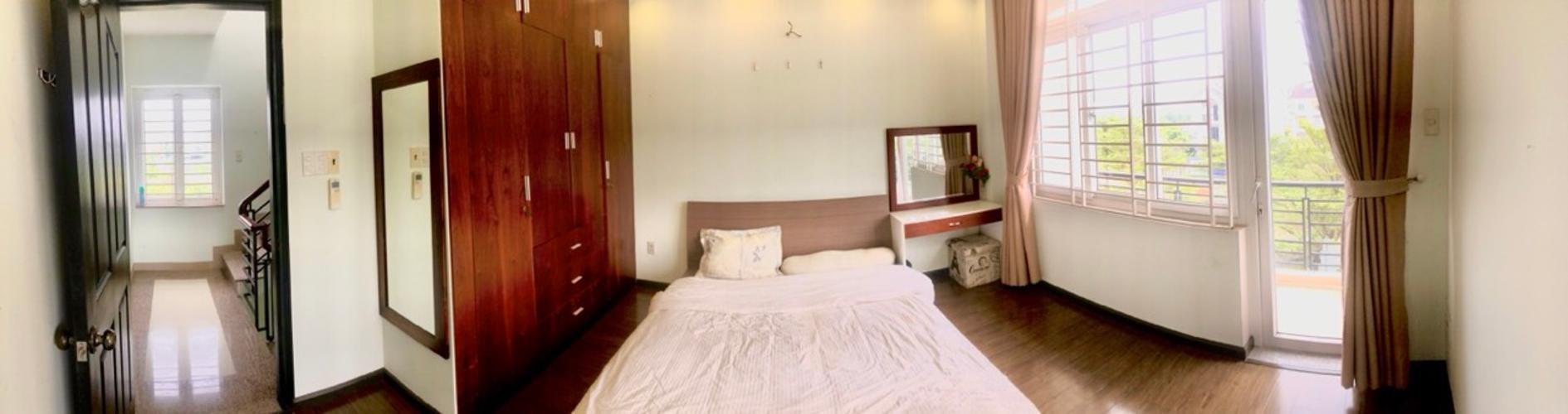 Phòng ngủ nhà phố Quận 9 Nhà phố KDC Hoàng Anh Minh Tuấn Quận 9 nhà bàn giao đầy đủ nội thất.