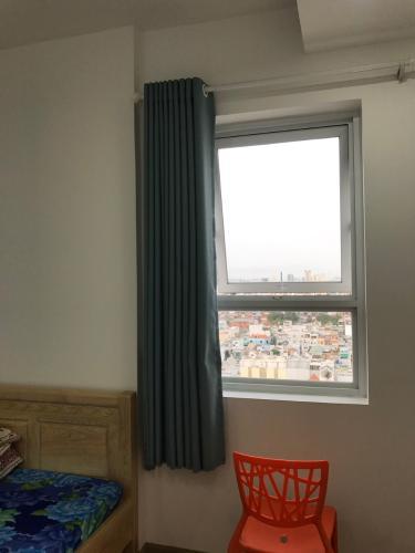 Phòng ngủ căn hộ Moonlight Park View Căn hộ chung cư Moonlight Park View đầy đủ nội thất, hướng Tây.