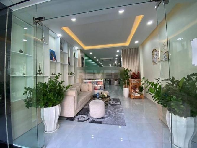Nhà phố hẻm xe hơi đường Nguyễn Thị Thập, kết cấu 1 trệt 3 lầu kiên cố.