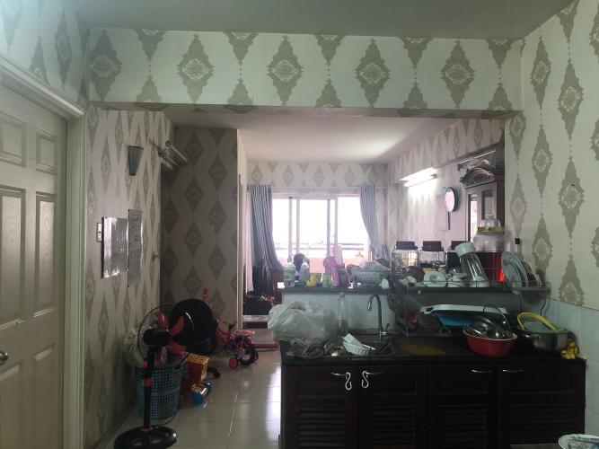 Căn hộ Bàu Cát 2, Quận Tân Bình Căn hộ Bàu Cát 2 diện tích 60m2 thiết kế kỹ lưỡng, nội thất cơ bản.