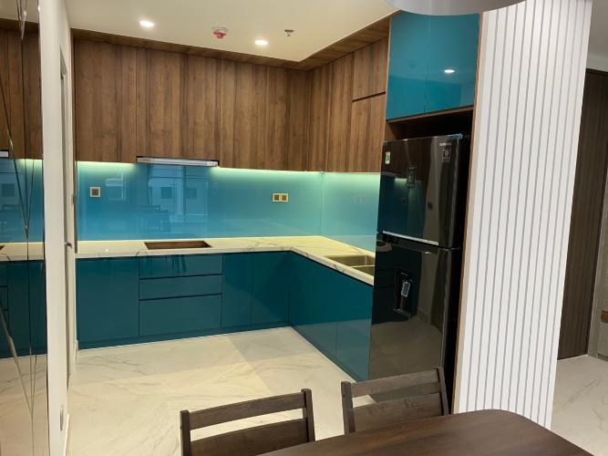 Nhà bếp căn hộ Midtown  Căn hộ Phú Mỹ Hưng Midtown nội thất sang trọng, view thành phố.