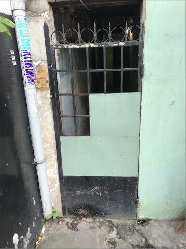 Bán nhà phố hẻm đường Mai Thị Lựu, phường Đa Kao, quận 1, diện tích đất 44.45m2, không có nội thất.