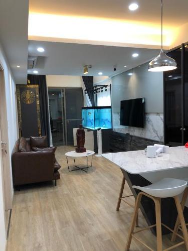 Bán căn hộ Saigon South Residence đầy đủ nội thất, view hồ bơi.