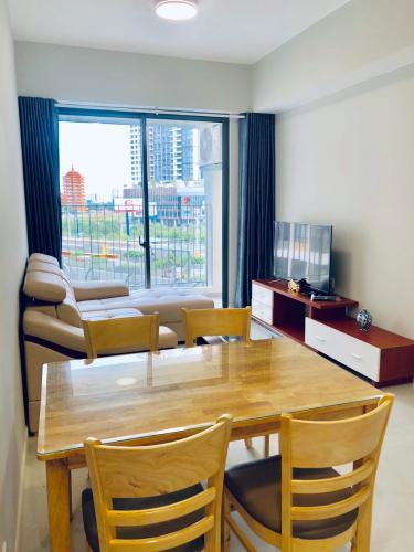 Căn hộ Masteri An Phú tầng 06 nội thất đầy đủ