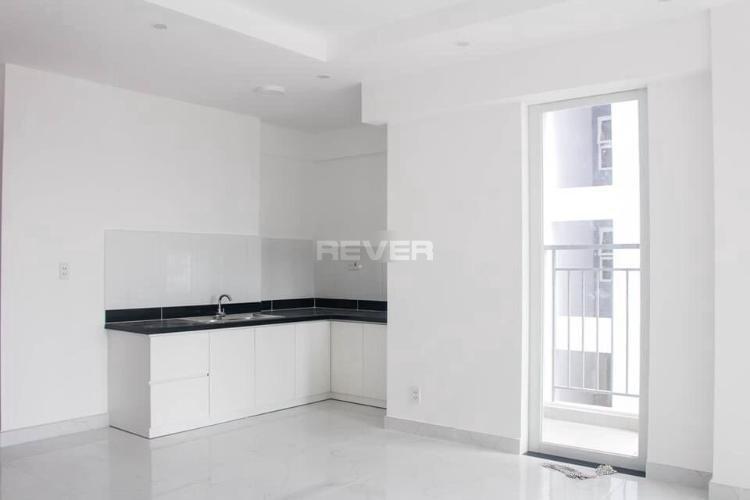 phòng bếp căn hộ conic riverside Căn hộ Conic Riverside tầng thấp, ban công hướng Đông Nam.