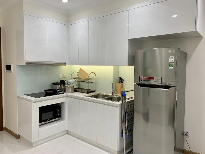 Phòng bếp căn hộ Vinhomes Central Park, Quận Bình Thạnh Căn hộ Office-tel Vinhomes Central Park tầng 4, đầy đủ nội thất.