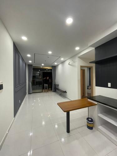 Phòng khách căn hộ Jamila Khang Điền, Quận 9 Căn hộ Jamila Khang Điền tầng 7 đầy đủ nội thất hiện đại.
