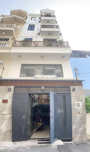 Mặt tiền nhà phố Nguyễn Văn Dung, Gò Vấp Nhà phố hướng Tây Nam, hẻm 2 xe hơi tránh nhau, sổ hồng riêng.