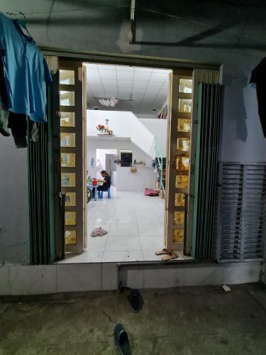 Nhà phố quận 7 Bán nhà phố 38.6m2, hẻm xe máy đường Nguyễn Văn Linh