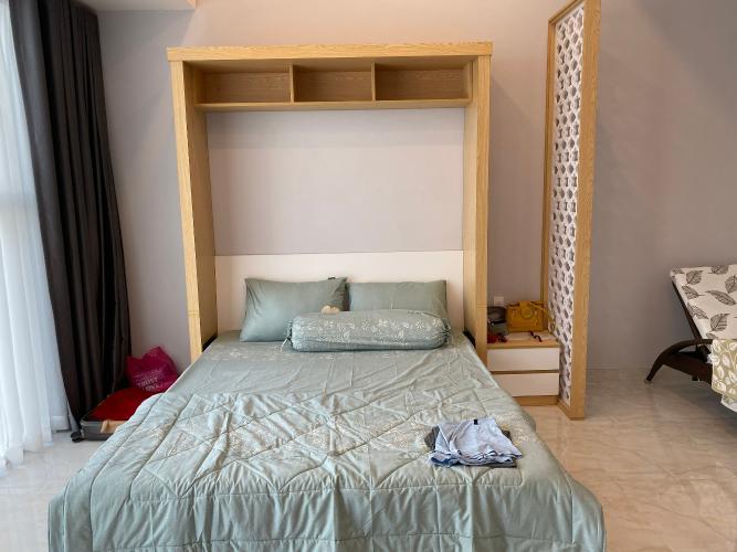 Phòng ngủ The Sun Avenue Căn hộ Officetel The Sun Avenue nội thất đầy đủ, view thoáng mát.