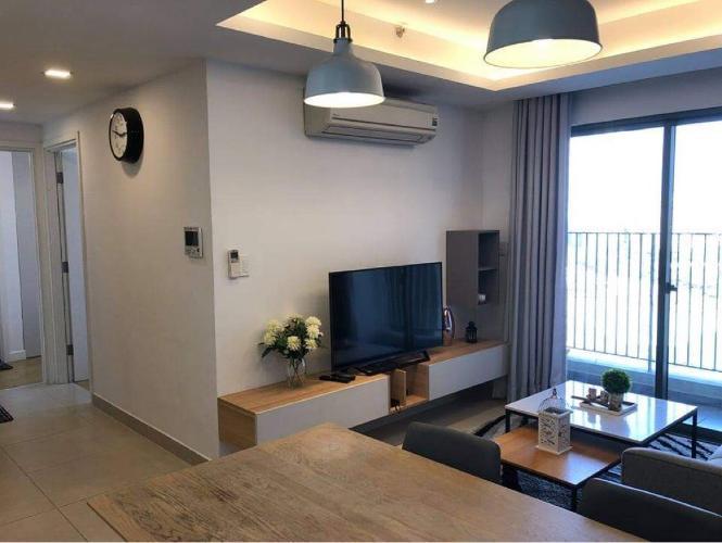 Căn hộ Masteri An Phú tầng 19, diện tích 45m2 nội thất đầy đủ.