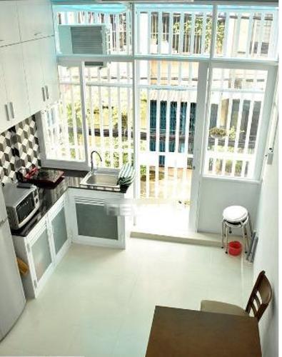 Căn hộ Chung cư Nguyễn Đình Chiểu tầng 1 tiện di chuyển, không nội thất.