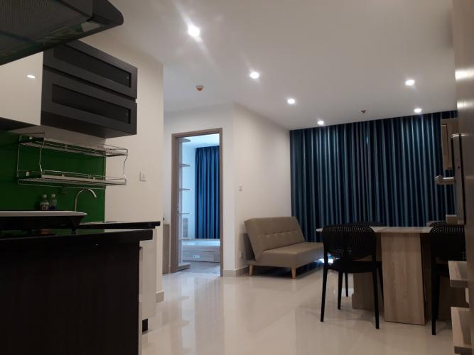 Căn hộ tầng cao Vinhomes Grand Park view nội khu, 2 phòng ngủ.