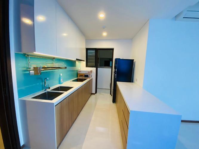 Phòng bếp căn hộ One Verandah, Quận 2 Căn hộ One Verandah tầng 12 view thành phố, view sông thoáng mát.