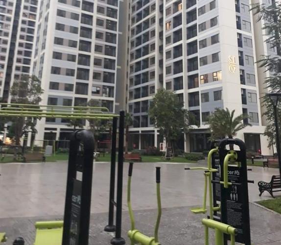 Tiện ích Vinhomes Grand Park Quận 9 Căn hộ Vinhomes Grand Park tầng cao, ban công đón gió mát tự nhiên