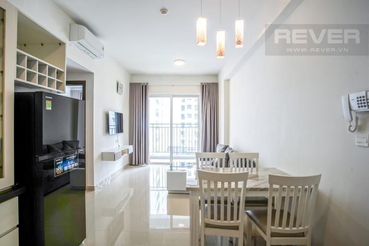 Phòng Ăn Cho thuê căn hộ Sunrise Riverside 2PN, tầng thấp, đầy đủ nội thất, view hồ bơi