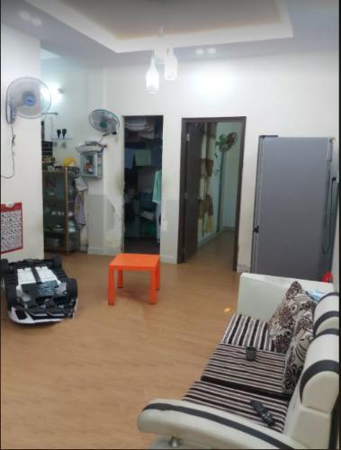 Căn hộ An Sương Apartment tầng 3 cửa hướng Tây Bắc, nội thất cơ bản.