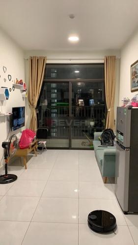 Căn hộ Jamila Khang Điền tầng 20 view thoáng mát, cửa hướng Đông.