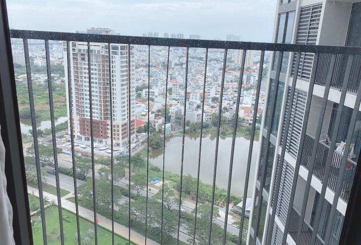 View Eco Green Saigon Căn hộ Eco Green Saigon tầng cao, view thoáng mát.