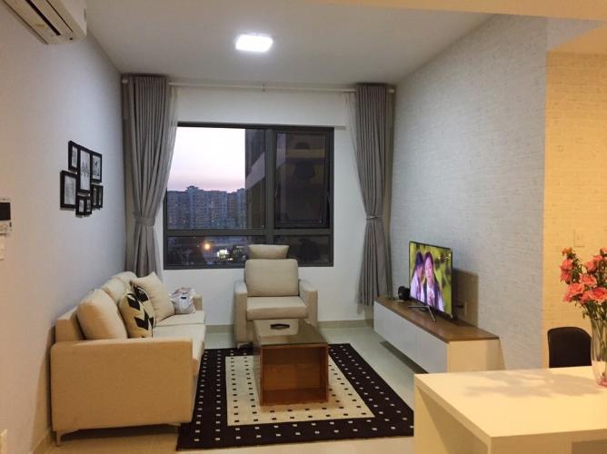Căn hộ cao cấp Masteri Thảo Điền tầng 11, đầy đủ nội thất.