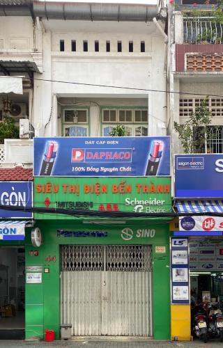 Mặt tiền nhà phố Triệu Quang Phục, Quận 5 Nhà phố mặt tiền đường hướng Tây, thuận tiện kinh doanh.
