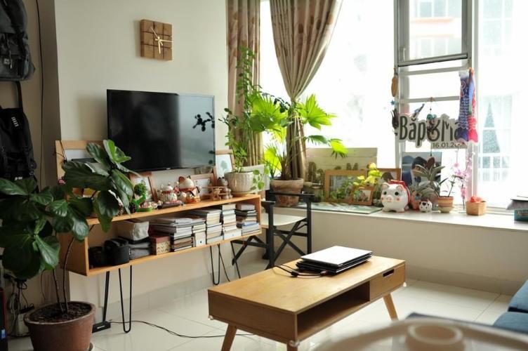 Căn hộ Terra Rosa view nội khu yên tĩnh thoáng mát, nội thất cơ bản.