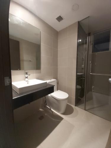Nhà vệ sinh Sunrise Riverside Căn hộ Sunrise Riverside tầng thấp, đầy đủ nội thất hiện đại
