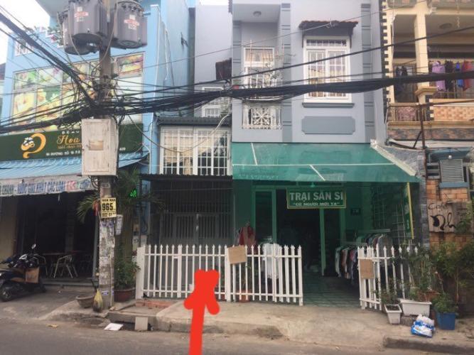 Nhà phố mặt tiền đường số 18 hướng Tây, bàn giao sổ hồng riêng.