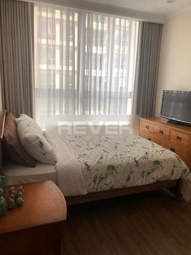 Phòng ngủ Vinhomes Central Park Căn hộ Vinhomes Central Park view nội khu, nội thất đầy đủ.