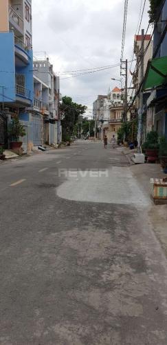 Đường nhà phố Phan Anh, Tân Phú Nhà phố mới xây hướng Đông, hẻm đường nhựa rộng rãi.