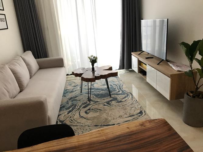 Office-tel Vinhomes Golden River tầng cao, 1PN, đầy đủ nội thất