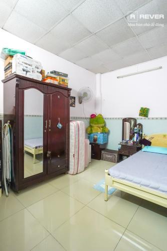 Phòng ngủ nhà phố QUẬN 4 Bán nhà phố hẻm Tôn Đản, Quận 4, đầy đủ nội thất, hướng Đông Bắc