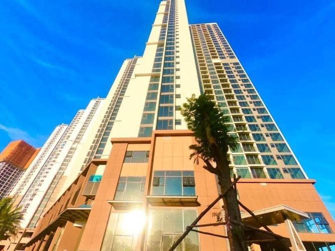 Tòa nhà căn hộ Eco Green Saigon Căn hộ Eco Green Saigon nội thất cơ bản, view nội khu thoáng mát.
