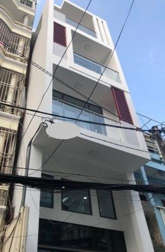 Bán nhà Quận 3, 5 tầng diện tích sử dụng 384m2, nội thất cơ bản.