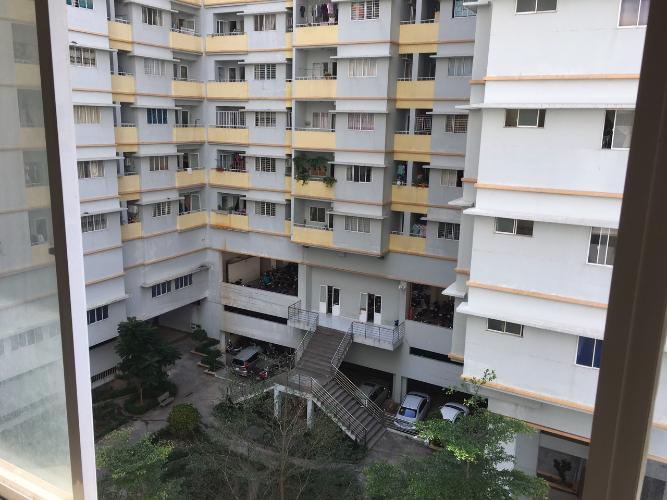 Chung cư Lê Thành, Bình Tân Căn hộ chung cư Lê Thành nội thất đầy đủ, hướng Đông Nam.