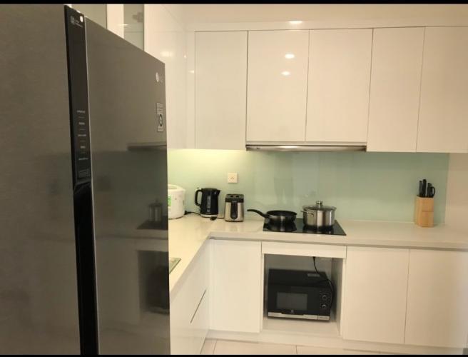 Căn hộ Vinhomes Central Park, Quận Bình Thạnh Căn hộ Vinhomes Central Park tầng 39 đầy đủ nội thất, view nội khu.