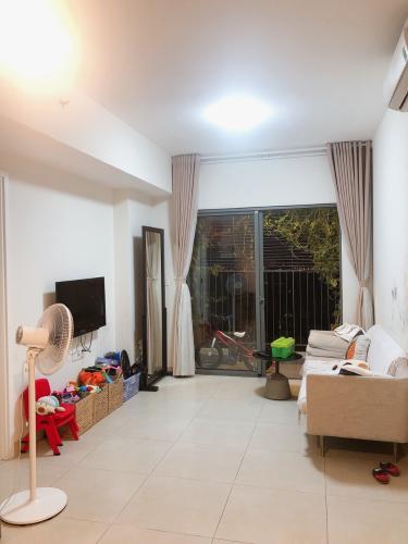 Căn hộ Masteri Thảo Điền tầng 22, đầy đủ nội thất hiện đại.