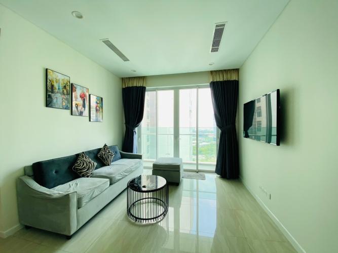 Căn hộ Sarimi Sala Đại Quang Minh tầng 18 nội thất đầy đủ, view thoáng