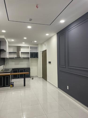 Phòng bếp căn hộ Jamila Khang Điền, Quận 9 Căn hộ Jamila Khang Điền tầng 7 đầy đủ nội thất hiện đại.