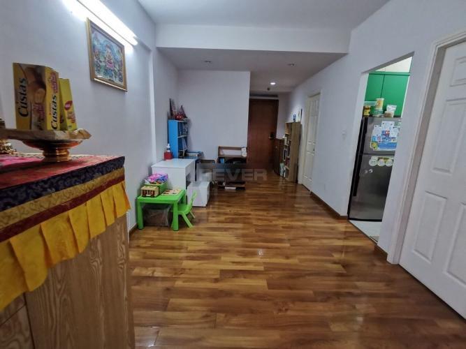 Căn hộ tầng 3 Ehome 3 ban công hướng Bắc, nội thất cơ bản.