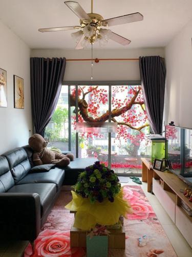 Căn hộ HausNeo ban công rộng rãi đón gió thoáng mát, view nội khu.