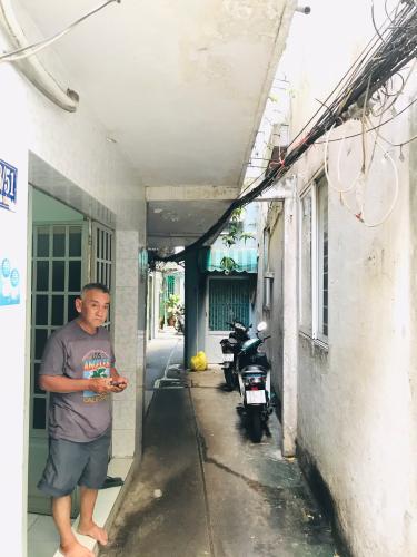 Hẻm trước nhà phố Quận 1  Nhà phố đường hẻm  Trần Quang Khải, sổ hồng đầy đủ, diện tích đất 28.6m2.