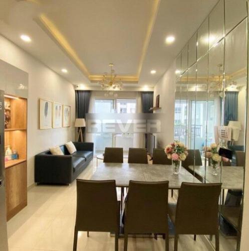 Căn hộ tầng trung Richstar diện tích 91m2, đầy đủ nội thất và tiện ích.