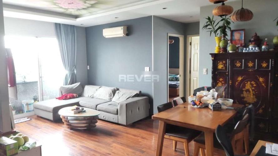 Căn hộ 4S Riverside Linh Đông đầy đủ tiện nghi, view nội khu.