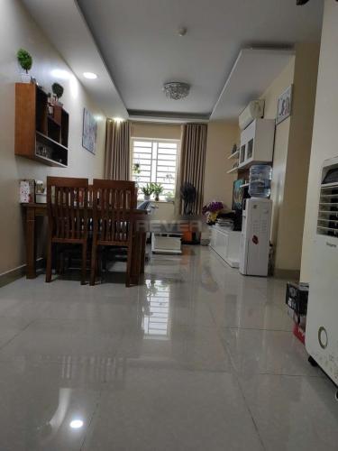 Căn hộ Kim Tâm Hải tầng 3 cửa hướng Tây Nam, bàn giao đầy đủ nội thất.