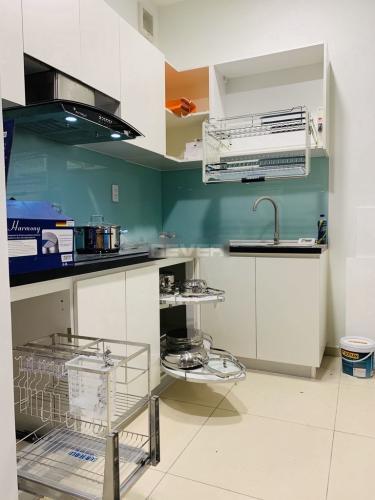 Phòng bếp Hausneo, Quận 9 Căn hộ Hausneo hướng Đông Bắc, đầy đủ nội thất.