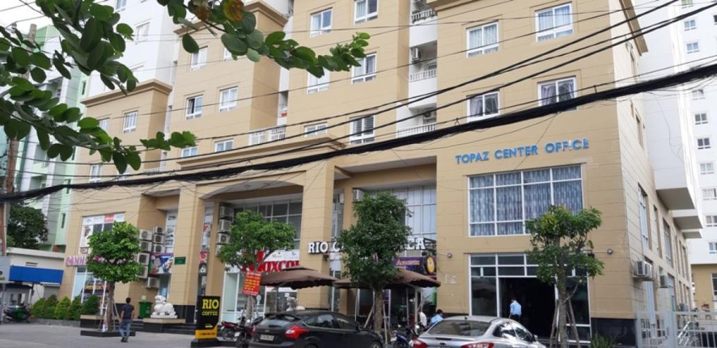 Căn hộ Topaz Garden, Quận Tân Phú Căn hộ tầng 14 Topaz Garden hướng Đông Bắc thoáng mát, đầy đủ nội thất.
