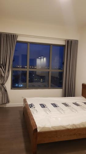 Phòng ngủ 2 Cho thuê căn hộ The Sun Avenue tầng trung, diện tích 75m2, 2PN, ban công hướng Tây Nam